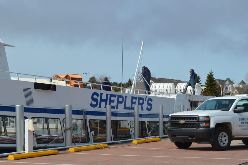 Sheplers Marine