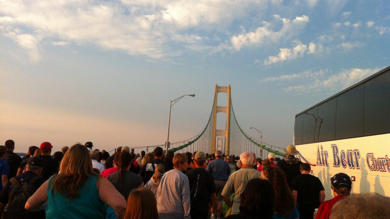 Bridge Walk 1